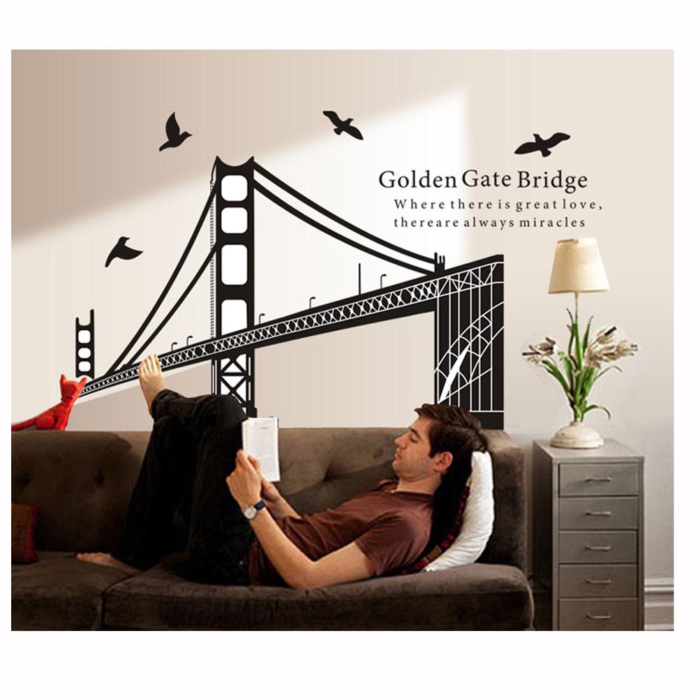 Golden Gate Bridge Acrylic Golden Gate Bridge Wall
