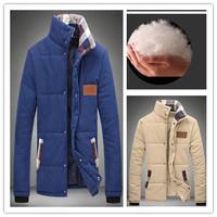 Parka Men Big Yards Parkas Down Cotton Coat Outwear Size M-xxxxxl 5XL Casul Winter Thick Parka Brand New 2014
