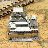 Himeji Castle DIY 3D Laser Cut Models Puzzle