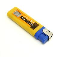 Lighter Hidden mini dv dvr Camera 720*480 30FPS AVP019a Kamera 808 Camcorder YELLOW BLUE