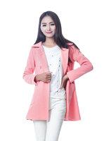 Fasot Women's Fashion Top Winter Outerwear Knee Length Faux Wool Coats  Free Shipping