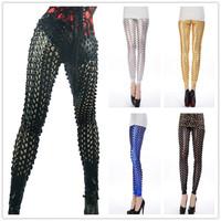 T2333 Ohyeah brand leggings women leather pants women girls leggins women winter pants adventure time leggings