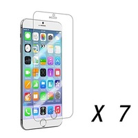 """7 pcs Clear Screen Protector Film for iPhone 6 (4.7"""")  M001"""