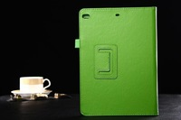 Wallet Stand Tablet Leather Case Leather Pouch Tablet Cover For Apple iPad 6 iPad Air 2