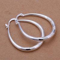 E294 Wholesale 925 sterling silver earrings , 925 silver fashion jewelry , Small ears ring E294- /atmajkta efcamwja