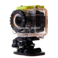 2014 HOT  The motion of DV  Waterproof sports DV  DVR HD 1080P  CMOS Sensor 3.1M Pixels 120 degrees  good quality  freeshipping