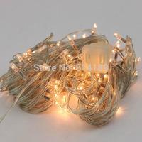 5m 100pcs Warm White LED Christmas Light EMS Shipping
