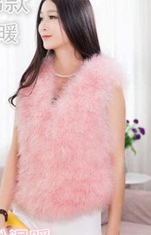 Женская одежда из меха Genune