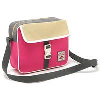 2014 Hotsale fibre canvas women Messenger Bags 2 color matching travel bags for lovers