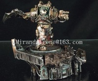 (Miranda Irene ) Resin Models CALAS TYPHON - FIRST CAPTAIN OF THE DEATH GUARD LEGION Free Shipping