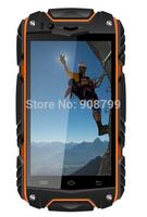 Discovery V8 Android 4.4 MTK6572 Dual Core 3G Waterproof Smartphone Dustproof Shockproof WIFI Dual Camera Dual Camera Dual Sim