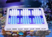 Freeshipping AC85-265V  it2080 Marine 300W led aquarium light for coral reef fish tank lighting + 3 years' warranty dropshipping