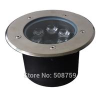 10pcs Freeshipping 5W LED underground lights IP67 120*H90MM IP67 Outdoor underground light 5w
