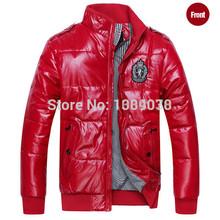 Men s Jacket Winter Overcoat Warm Padded Jacket Large Size 2014 New Arrival Men Winter Warm