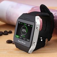 "92U Smart Watch Phone 1.65"" Capacitive Touch Screen Unlocked Wristwatch Cellphone GSM SIM Support Bluetooth 3.0 GPS Smartphone"