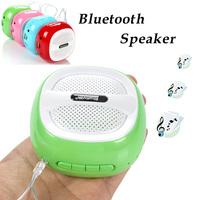 NEW Portable Mini Bluetooth Speaker Q10 Support USB Flash Driver TF Card Wireless Sterero Sound Box Handsfree Note4 M8 Phone