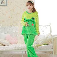 Autumn Winter Dress Breast Feeding Maternity Nursing Top Pajamas Pregnant Nursing Clothes For Pregnant Women Flannel Pajamas