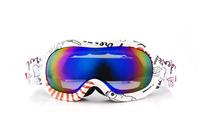 Children`s Outdoor Sports Ski Snowboard Goggles Double Lens Anti Fog UV400  Professional Ski Glass kids Multicolor Snow Goggle