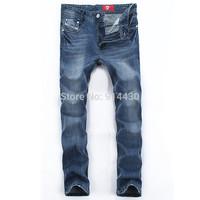 New Arrival Fashion Jeans Men Brand Jeans Pants Mens Denim Jeans Trousers,Slim straight stretch mens jeans