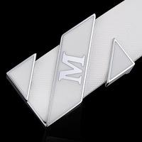 2014 New Double F Buckle Men's Women's Luxury Genuine Leather Belt , Fashion Unisex Waist Belt ,Belt For Men