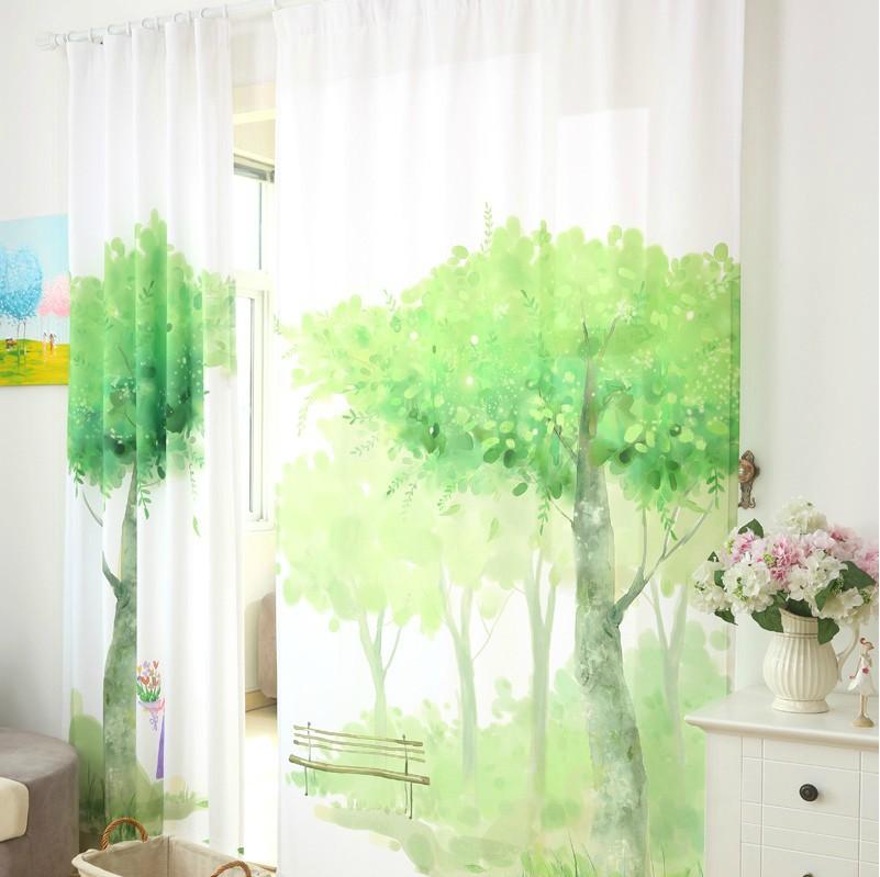 Online kopen wholesale houten deur gordijn uit china houten deur gordijn groothandel - Geschilderd slaapkamer model ...