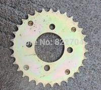 Refit accessories inverted tricycle ATV Motorcycle 428-31 teeth ATV three special sprocket gear wheel