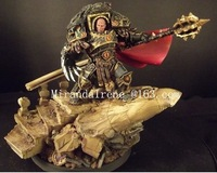 (Miranda Irene ) Resin Models THE WARMASTER PRIMARCH OF THE SONS OF HORUS Free Shipping