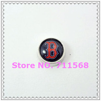 Boston Red Sox Floating Charms MLB Locket Charm For Memory Glass Locket Accessories