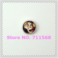 Soul Queen Floating Charm Book of Life Locket Charm For Glass Floating Locket Accessories