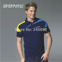 original Donic T-shirts table tennis donic garment jersey sports uniform pure cotton Table tennis serve sportswear pingpong suit