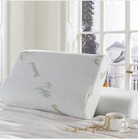 Slow rebound memory pillow bamboo fibre space, memory cotton pillow health care pillow