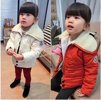 RQQ  wholesale children's padded Lapel style coat 70031.93 Christmas