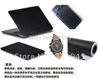 10cm x127cm 3D Carbon Fibre Sticker Vinyl Black Sheet Guard Film SKin for All Cars Cover