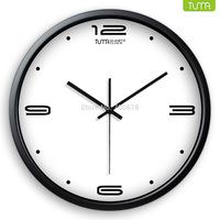 Tuma wall clock movement 14 inch living room bedroom clock big wall pocket watch quartz clock brief classical