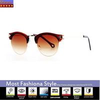 HOT Fashionable bow 2015 designers glasses womens sunglasses UV400,Star style big frame brand cat eye sunglasses women vintage