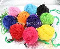 Pretty Rose Foldable Eco Reusable Environmental Shopping Bags 39.5cm x38cm