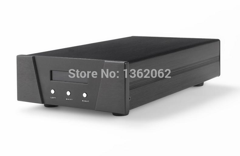 HiEnd Finished soft control ES9018 XMOS program supports DSD balance DAC - Coaxial optical digital balance USB(China (Mainland))