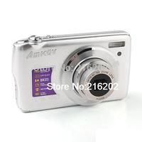 Amkov 800 OE 2.7 Inch LCD 15.0MP Digital Camera Silver