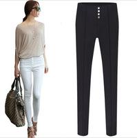 New 2014 women winter pants fashion women leggings fashion in Europe stretch base slacks Joker skinny pencil pants