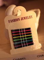 bobby pin Harajuku hair accessory clip child black clip neon color bangs clip hairpin clip women's accessories kll5083