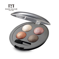 Infinite charm of bare earth colors eyeshadow makeup eye shadow multicolor eyeshadow Beauty dry and wet
