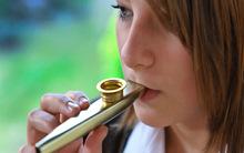 New EducationalMetal Kazoo Flute Mouth Flute Harmonica Musical Instrument Kids Gift #62822(China (Mainland))