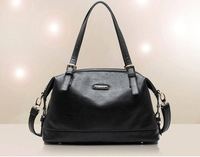 new arrival fashion lady messenger bag genuine leather women brand handbag portable tote cross-body vintage woman shoulder bag
