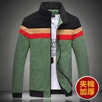 Brand New Jacket Coat Mens Down Parkas Thick Winter Coat Thicken Parkas Men Cotton Outwear Parka winter Male