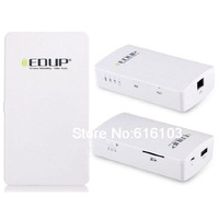 EDUP EP 9511N 150Mbps Wireless 3G Router 8000mAh Mobile Power Cloud Assistant