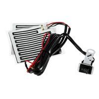 1set Motorcycle Warm Heat Heated Grip Kit Pads for Motorcycle Handlebars 12V