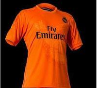 James kroos Camiseta real orange black 2015 ISCO benzema Modric majo Camisa real Champions League 14 15 jersey