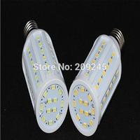 20Pcs15W LED lamp 5730 SMD AC85-265v LED Corn Bulb 60LEDs Crystal Chandelier Spot light
