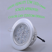 3W 5W 7W 12W 18W led spotlight for furniture for clothing store