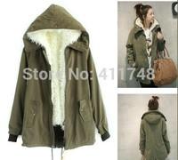 Winter hoodie jacket loose thicken overcoat sobretudo feminino manteau femme Casacos Feminino gilet long desigual jaqueta parka